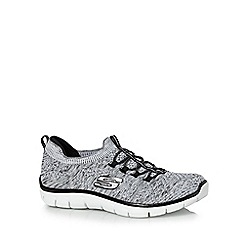 Skechers - Grey 'Empire' trainers