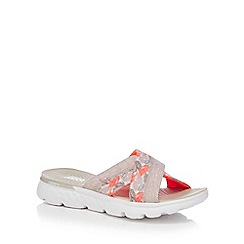 Skechers - Natural 'On The Go' sandals