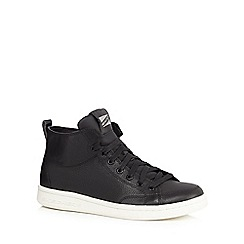 Skechers - Black 'Omne Midtown' high top trainers