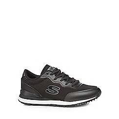 Skechers - Black 'Sunlite Vega' trainers