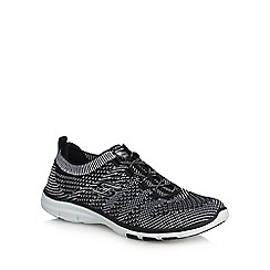 Skechers - Black 'Galaxies' trainers