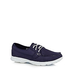 Skechers - Navy 'Go Step - Riptide' trainers