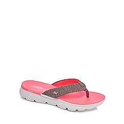 Skechers - Grey 'Vivacity' sandals