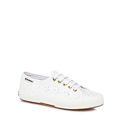 Superga - White trainers