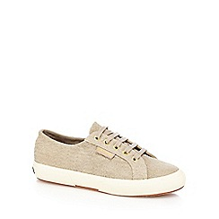 Superga - Beige trainers