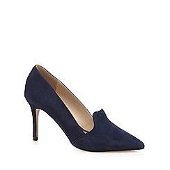 J by Jasper Conran - Navy 'JoJo' high court shoes