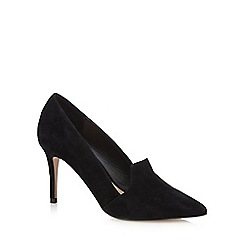 J by Jasper Conran - Black 'JoJo' high court shoes
