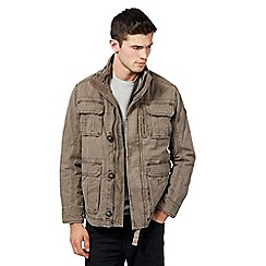 St George by Duffer - Light brown jacket
