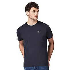 St George by Duffer - Navy basic crew t-shirt