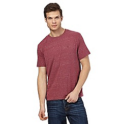 St George by Duffer - Red marl t-shirt