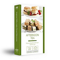 Activity Superstore - Traditional Afternoon Tea gift experience for 2