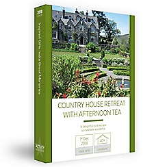 Activity Superstore - Country House Retreat with Afternoon Tea gift experience for 2