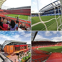Activity Superstore - Football stadium tour gift experience for 2