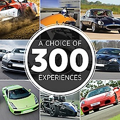 Activity Superstore - Ultimate Choice for Driving gift experience