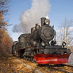 Gift Experiences - Steam Train Experience for Two