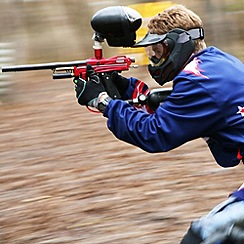 Gift Experiences - Paintballing For Two