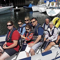 Gift Experiences - RIB Powerboat Thrill