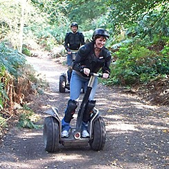 Gift Experiences - Weekend Segway Rally for Two