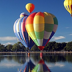 Gift Experiences - Champagne Balloon Flight for Two
