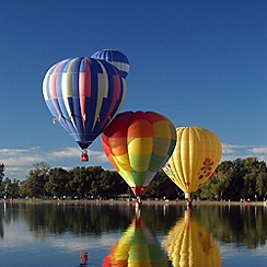 Gift Experiences - Champagne Balloon Flight