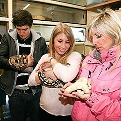 Gift Experiences - Wildlife Park Family Ticket