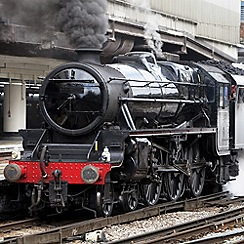 Gift Experiences - Family Steam Train Experience