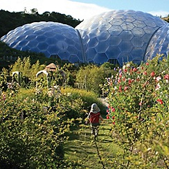 Gift Experiences - Eden Project Entrance for Two