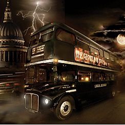 Gift Experiences - Ghost Bus Tour for Two