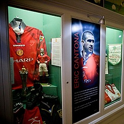 - Elite Stadium Tour - For One Adult & One Child