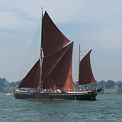 Gift Experiences - Sailing on a Barge for Two