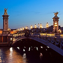 Gift Experiences - Lunch in Paris for Two