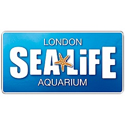 Gift Experiences - Family Entrance Ticket to Sea Life Centre