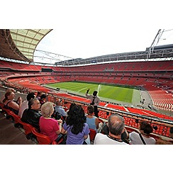 Gift Experiences - Tour of Wembley Stadium for One Adult & One Child