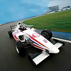 Gift Experiences - Single Seater Racing Car