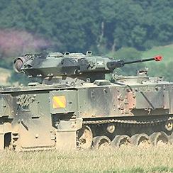 Gift Experiences - Tank Paintball Battles