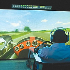 Gift Experiences - F1 Race Car Simulator Session