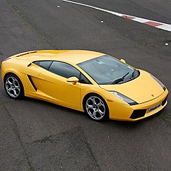 Gift Experiences - Lamborghini Thrill