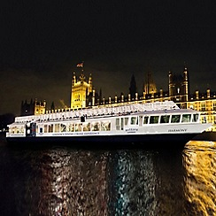 Gift Experiences - London Eye & Lunch Cruise for Two