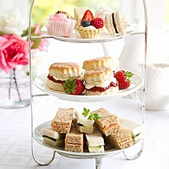 Gift Experiences - Arley Hall and Gardens Entrance with Afternoon Tea For Two