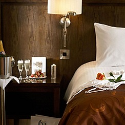 Gift Experiences - Edinburgh's Carlton Hotel Spa Day & Champagne Afternoon Tea for Two