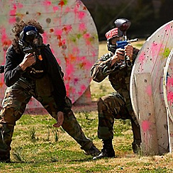 Gift Experiences - Paintball for Four