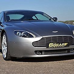 Gift Experiences - Aston, Ferrari, Lamborghini or R8
