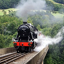 Gift Experiences - Steam Train for Two