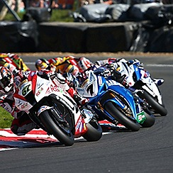 Gift Experiences - British Superbike Tickets for Two