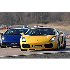 Gift Experiences - Ferrari, Lamborghini, Aston or Audi R8
