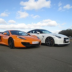 Gift Experiences - Triple Supercar Drive