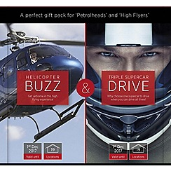 Gift Experiences - Fly & Drive twin pack