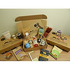 Gift Experiences - Artisan Food Hamper subscription