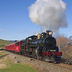 Gift Experiences - Steam Train Ride with Cream Tea for Two