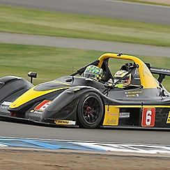Gift Experiences - Radical Race Passenger Ride for One or Two